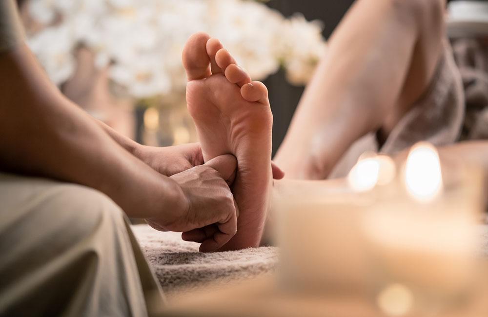 Lettura del piede